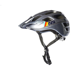 SixSixOne Recon Scout Kask rowerowy szary